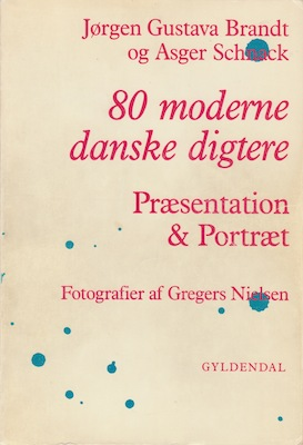 80 moderne danske digtere