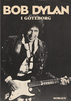 Bob Dylan i Göteborg