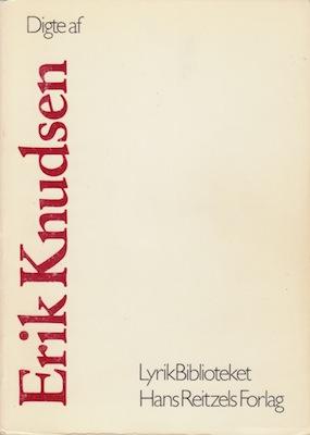 Digte af Erik Knudsen