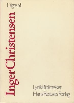 Digte af Inger Christensen