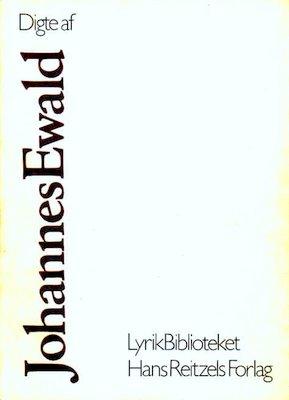 Digte af Johannes Ewald