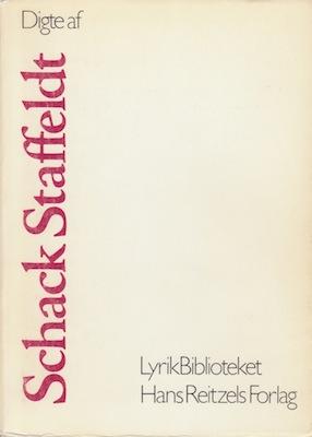 Digte af Schack Staffeldt