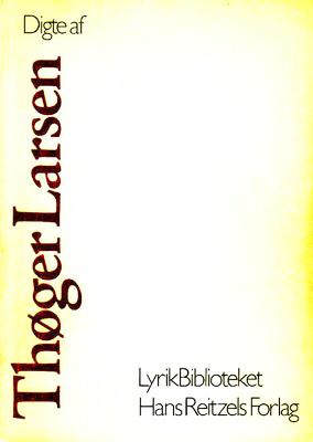 Digte af Thøger Larsen