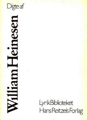 Digte af William Heinesen