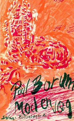 Poul Borum Mod en væg